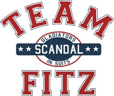 Scandal Team Fitz