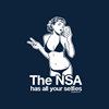 NSA Has Your Selfies Sticker