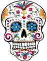 Sugar skulls Portrait