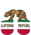 California flip flops Flip Flops
