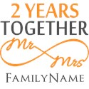 2nd wedding anniversary Tops