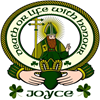Joyce Clan Motto Ceramic Tile