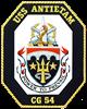 USS Antietam CG-54 T-Shirt