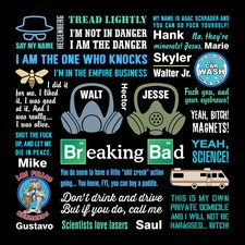Breaking Bad Quotes