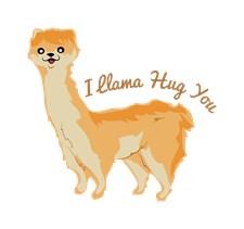 Llama Hug