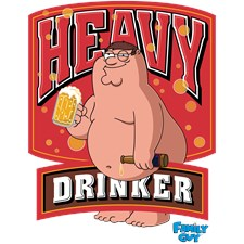 Heavy Drinker Dark