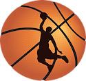 Basketball Window Curtains