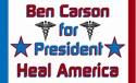 Ben carson 2016 Banners