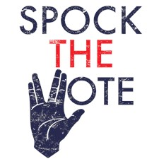 Star Trek Spock the Vote