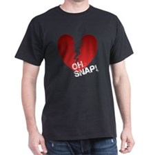 The ORIGINAL OH SNAP ANTI-VALENTINE T-Shirt