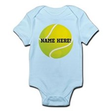 Personalized Tennis Ball Body Suit