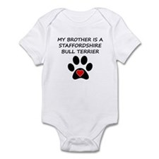 Staffordshire Bull Terrier Brother Body Suit