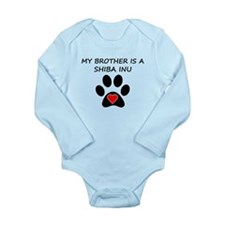 Shiba Inu Brother Body Suit