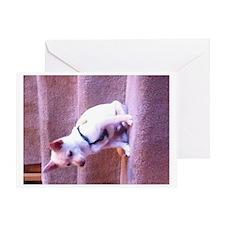 Rat dog Greeting Card