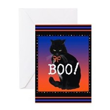 Halloween Beebs Greeting Card