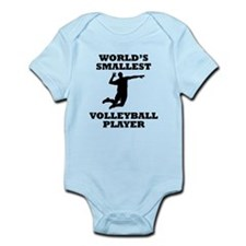 Worlds Smallest Volleyball Player Body Suit