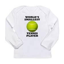 Worlds Smallest Tennis Player Long Sleeve T-Shirt