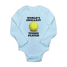 Worlds Smallest Tennis Player Body Suit
