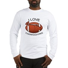 Turkey Football Long Sleeve T-Shirt