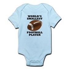 Worlds Smallest Football Player Body Suit