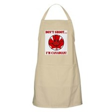 'Don't Shoot' (b) BBQ Apron