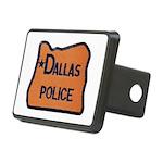 Dallas Oregon Police Hitch Cover