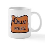 Dallas Oregon Police Mugs