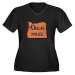 Dallas Oregon Police Plus Size T-Shirt