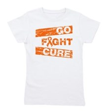 RSD Go Fight Cure Girl's Tee