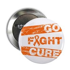 "RSD Go Fight Cure 2.25"" Button (10 pack)"