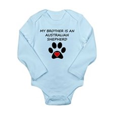 Australian Shepherd Brother Body Suit