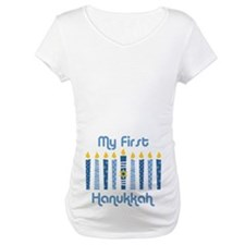 1st Hanukkah Candles Shirt