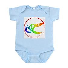Roya rainbow bird Infant Bodysuit