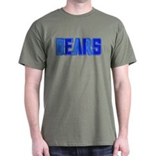 BEARS BLUE DARK T-Shirt