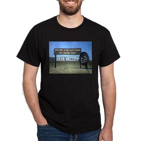 Napa Valley T's Dark T-Shirt
