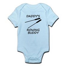 Daddys Rowing Buddy Body Suit