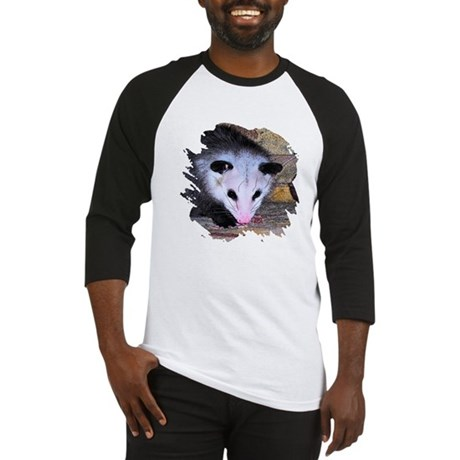 Virginia Opossum Baseball Jersey