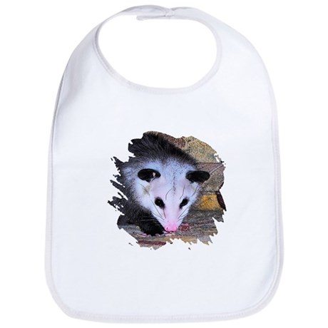 Virginia Opossum Bib