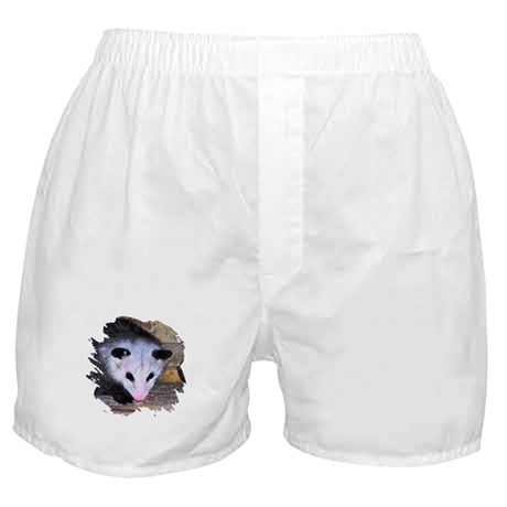 Virginia Opossum Boxer Shorts