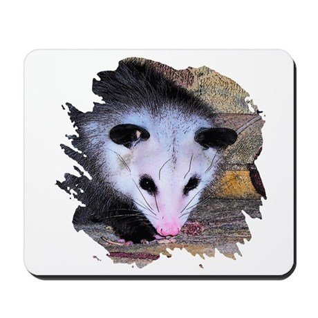Virginia Opossum Mousepad