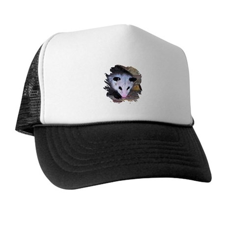Virginia Opossum Trucker Hat