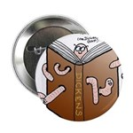 Bookworms (the Dickens Feast) Button