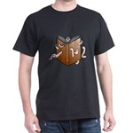 Bookworms (the Dickens Feast) Dark T-Shirt