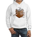 Bookworms (the Dickens Feast) Hooded Sweatshirt