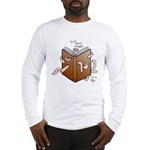 Bookworms (the Dickens Feast) Long Sleeve T-Shirt