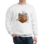Bookworms (the Dickens Feast) Sweatshirt