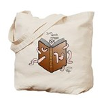Bookworms (the Dickens Feast) Tote Bag