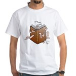 Bookworms (the Dickens Feast) White T-Shirt