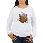 Bookworms (the Dickens Feast) Women's Long Sleeve