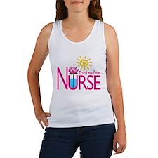 Trust Me Im A Nurse Tank Top